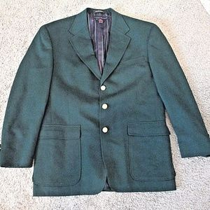 Tommy Hilfiger Sports Jacket Blazer Green
